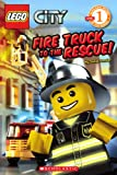 Fire Truck to the Rescue! (Lego City Adventures)