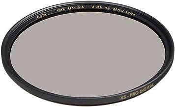 B /1000/x Multiresistenti rivestimento nano filtro obiettivo della fotocamera grigio 66//–/1089242 W 49/mm 3.0/