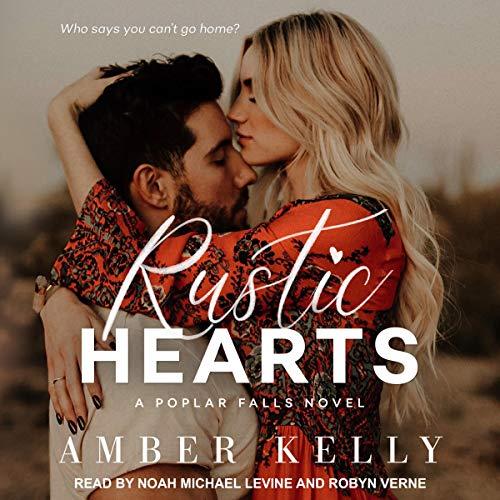 Rustic Hearts audiobook cover art