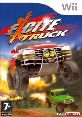 Nintendo Excite Truck, Wii - Juego (Wii)