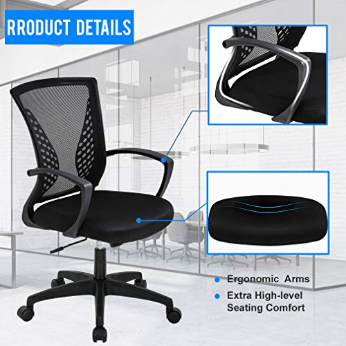 BestOffice Ergonomic Desk Chair