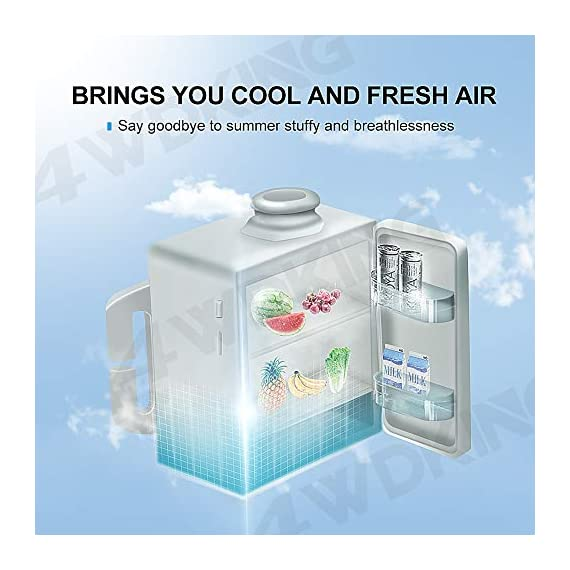 4WDKING Portable Air Purifier with 12 Pcs Replacement 5-Ply, Rechargeable Reusable Wearable Personal Electrical Air… 3 Supplied fresh air respirator system is equipped with portable power sources mainly overcome the problems of big air intaking resistance, difficulties in breathing, and so on. Unique electronic ventilation design system, to keep the fresh air flowing through your nose and mouth, suitable for long time use With filter function,99.9% filter effect with Japan H13 high quality material filters