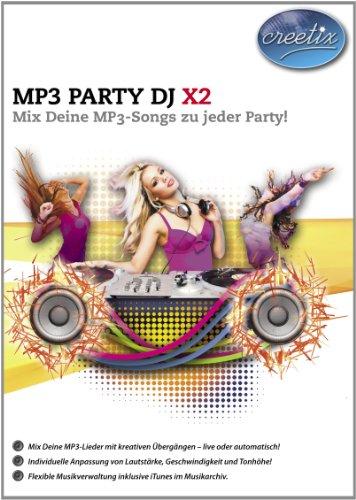 Preisvergleich Produktbild MP3 Party DJ X2