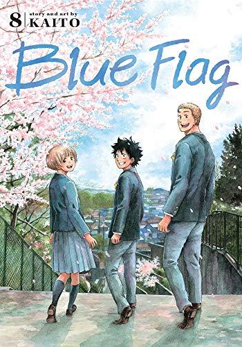 Blue Flag, Vol. 8 (8)