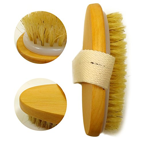 LYYN Remover Bath Brush Body Massage Exfoliator Dry Skin Massage Brush Cellulite Treatment Promote Skin Skin Travel Body Brush Sauna Spa