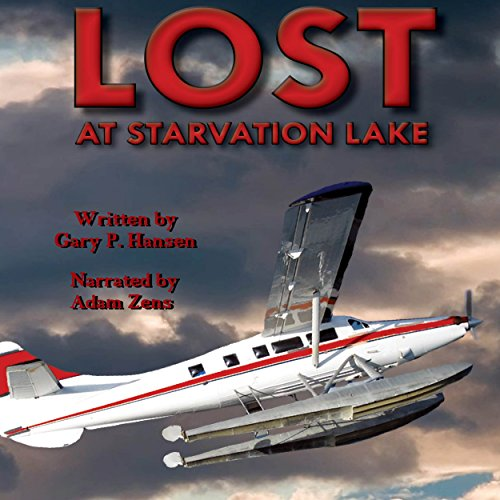 Lost at Starvation Lake cover art