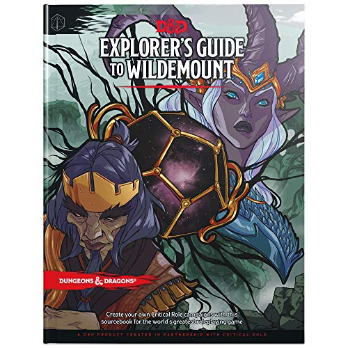 Explorer's Guide to Wildemount (...