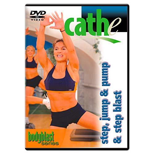 Cathe Friedrich's Body Blast Volume 1: Step Blast and Step Jump Pump DVD