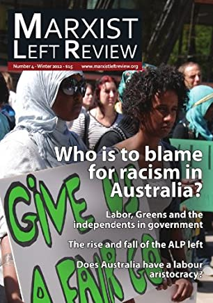 Marxist Left Review 4