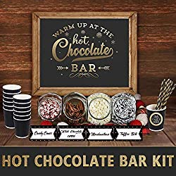 Hot Chocolate Bar Kit