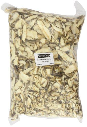 JustIngredients Essential Champignons parfumés (Shiitake Mushrooms) 500g