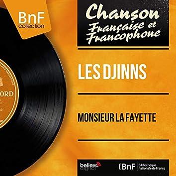 Monsieur La Fayette (feat. Paul Bonneau, Le Grand Orchestre de Paris) [Mono Version]