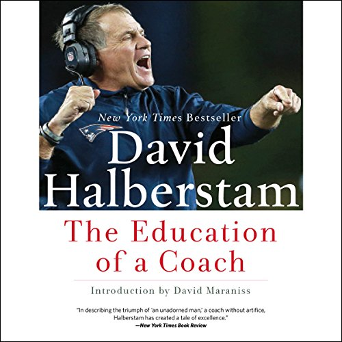 The Education of a Coach audiobook cover art
