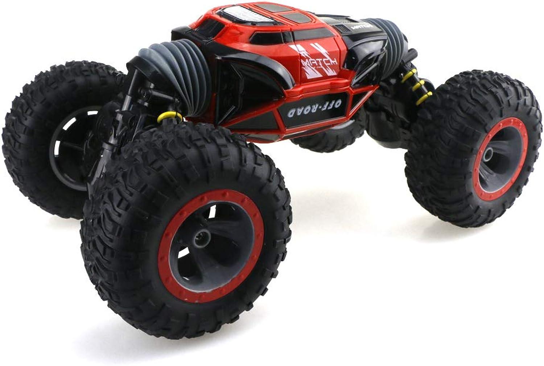aquí tiene la última Muzili- Monster Truck 1 8 vehículo Todoterreno neumático de de de vacío Columna biónica Doble tracción en Las Cuatro Ruedas de Alta Velocidad Escalada Bigfoot Torcido Coche Juguetes para Niños  marcas de diseñadores baratos