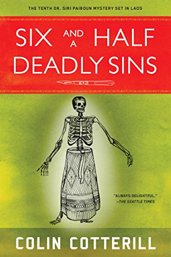 Six and a Half Deadly Sins (Dr. Siri Mysteries Book 10) (English Edition)
