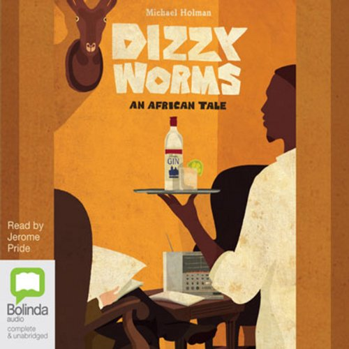 Dizzy Worms audiobook cover art
