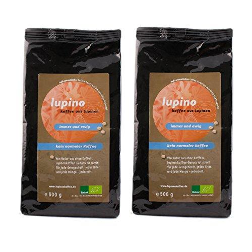 Lupino Lupinenkaffee Bioland 2x 500g