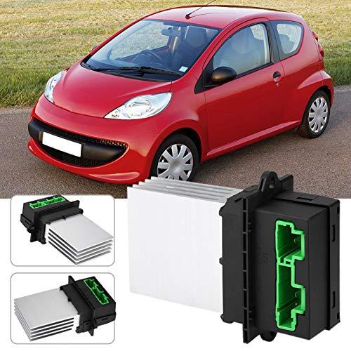 Aire acondicionado profesional de alta calidad nuevo módulo calefactor de control de resistencia del ventilador del calentador para accesorios del coche