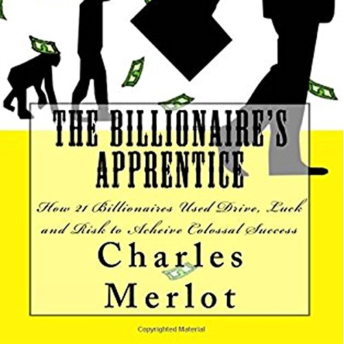 The Billionaire's Apprentice audiobook cover art