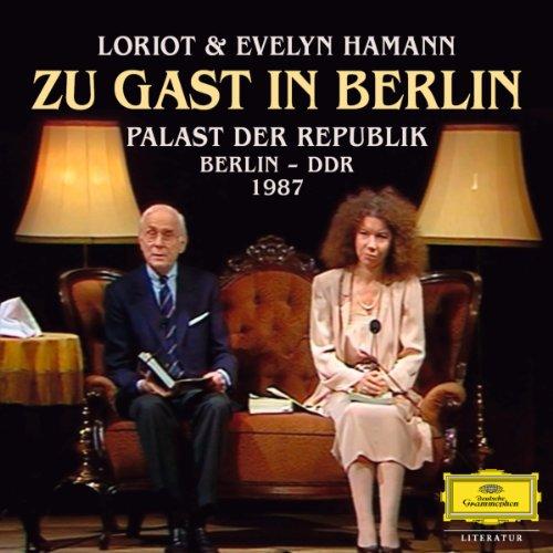 Loriot: Zu Gast in Berlin Titelbild