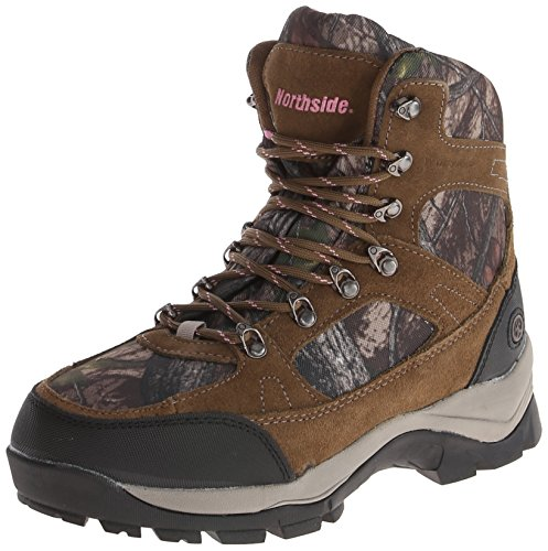 Northside Women's Abilene 400 Hunting Boot,Tan Camo,10 M US