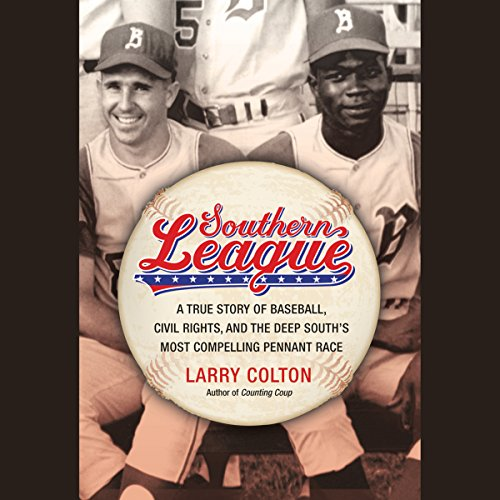 Southern League audiobook cover art