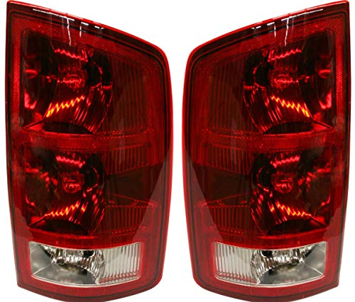 05 dodge ram tail lights package - 7