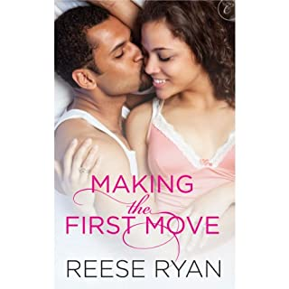 Making the First Move audiobook cover art