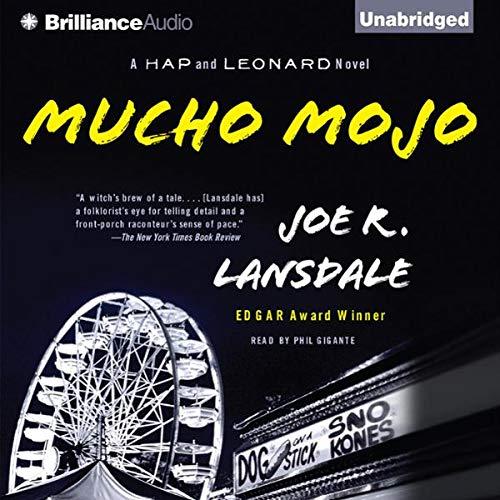 Mucho Mojo audiobook cover art