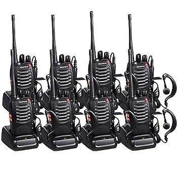 walkie talkies 8 pack