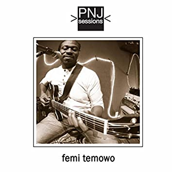 PNJ Sessions: Femi Temowo