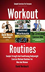 Workout Routines Book
