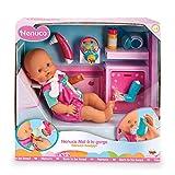 Nenuco Dolor de Garganta - Muñeca bebé, para niños y niñas a partir de 3 años (Famosa 700015152)...