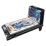 LPing Mini Pinball Toys Space Pinball Juegos de Pinball electrónicos Space Super Pinball Games Puzzle para Padres e Hijos Máquina de Pinball con Marcador,luz y Sonido