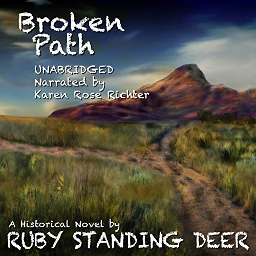 Broken Path  By  cover art