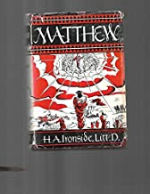Expository Notes on the Gospel of Matthew