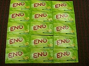 15 X Eno Fruit Salt Antacid Instant Acidity Relief Lemon (Lime) Flavour 5g X 15 Sachet