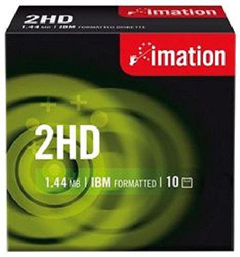 Diskette 3,5 Zoll 1,44MB Ms-Dos 10 Stück #012881