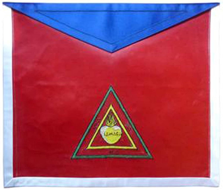 Masonic Scottish Rite Masonic Apron - AASR - 26th Degree