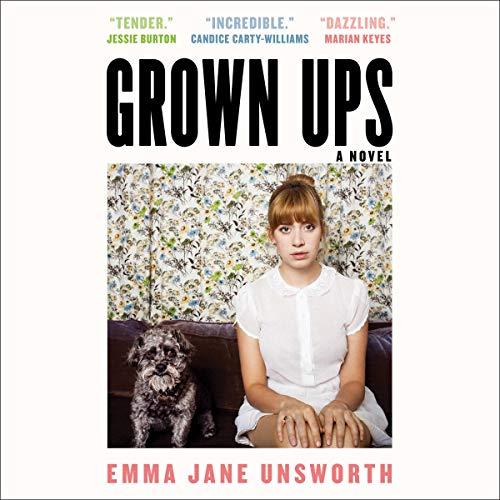 Grown Ups audiobook cover art