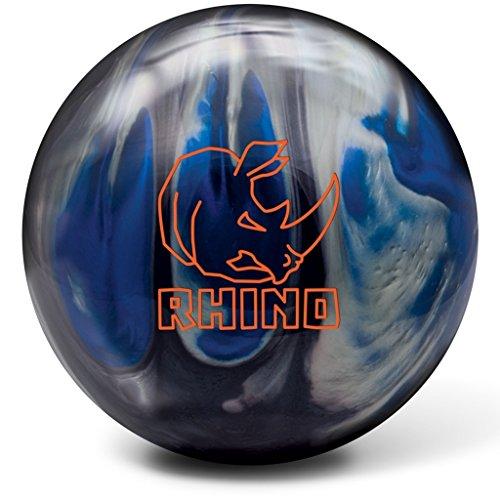 Brunswick Rhino Reactive Pre-Drilled Bowling Ball,...