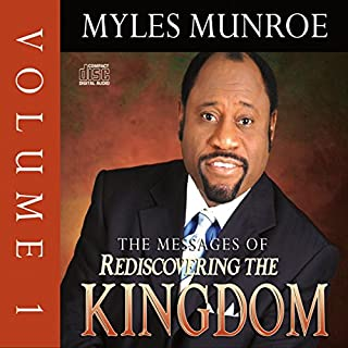 The Messages of Rediscovering the Kingdom, Volume 1 cover art