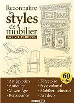 Reconnaitre les styles de mobilier d'Editions ESI
