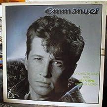 "Emmanuel – La Chica De Humo Sello: CBS – MS-4074 Formato: Vinyl, 12"", Maxi-Single"