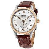 Wenger Quartz Movement Silver Dial Men's Watch 79313C