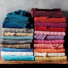 Cotton Weave Blanket & Throw | The Company Store