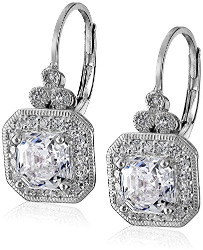 Platinum Plated Sterling Silver ...