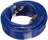 InLine 89420P Cinch Kabel AUDIO, PREMIUM, vergoldete Stecker, 1x Cinch Stecker / Stecker, 20m