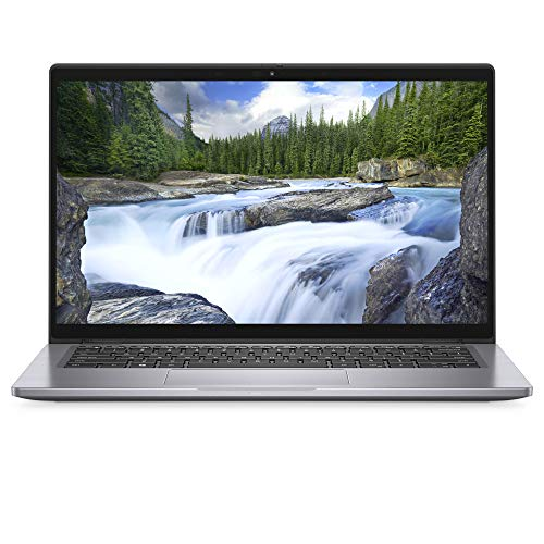 Dell Latitude 7410 - Ordenador portátil de 14 Pulgadas Full HD Gris (Intel Core i5, 8 GB de RAM, 256 GB SSD, Intel UHD, Windows 10 Pro), Teclado AZERTY francés