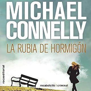 La rubia de hormigón [The Concrete Blonde] audiobook cover art